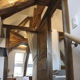 Comfort Tek Büyük Yataklı Oda (Les Hautes Côtes) - Oturma Alanı