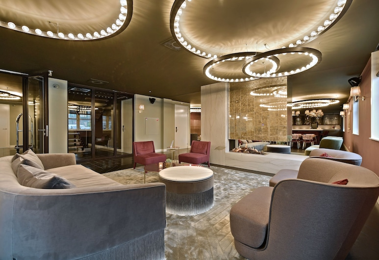 Zaan Hotel Amsterdam - Zaandam, Zaandam, Lobby Lounge