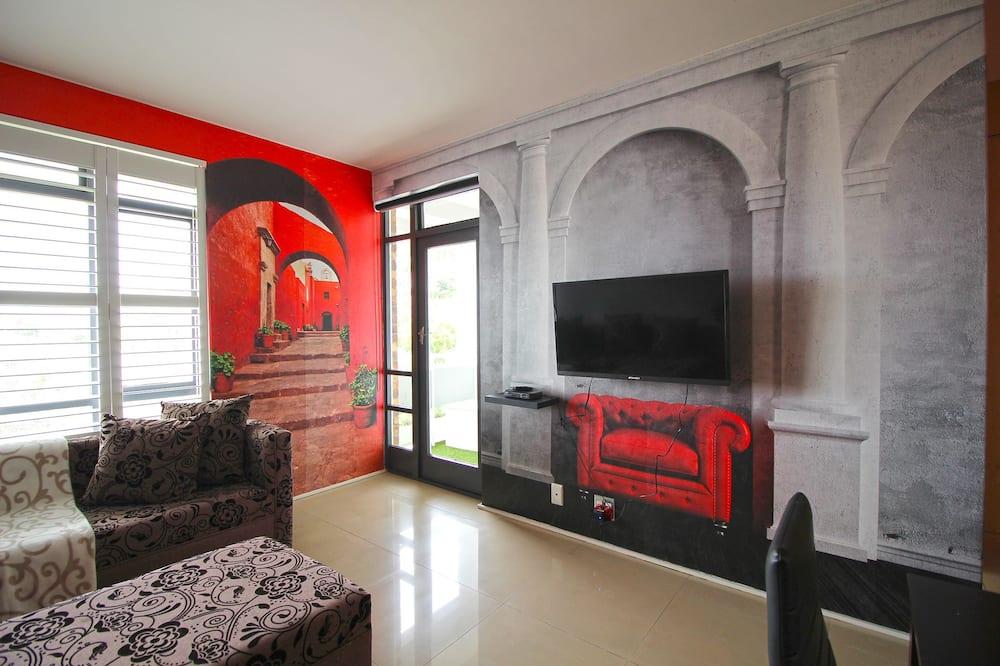 Estudio Confort, 1 habitación - Sala de estar