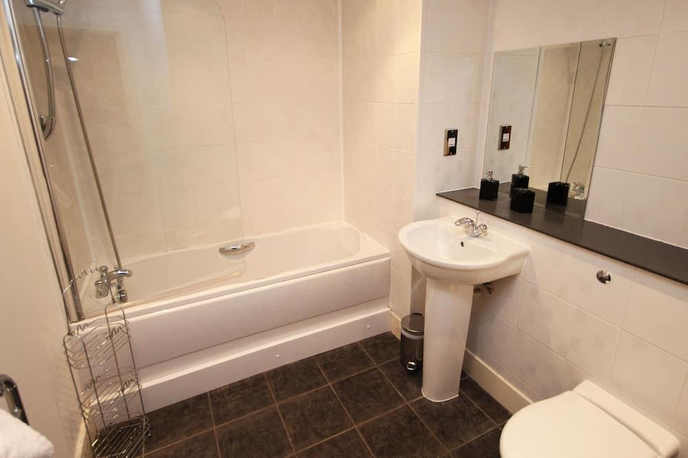 Economy Apartment, Private Bathroom (5  Friars Gate) - Bathroom
