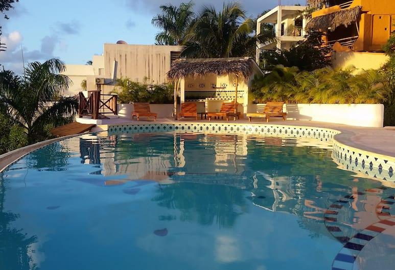 Villa Pina by Hostelsmates, Las Terrenas, Kolam Renang