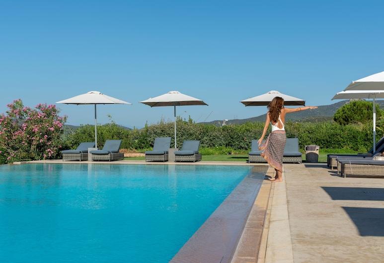 Thermesea Luxury Lodge, Ermionida, Pool