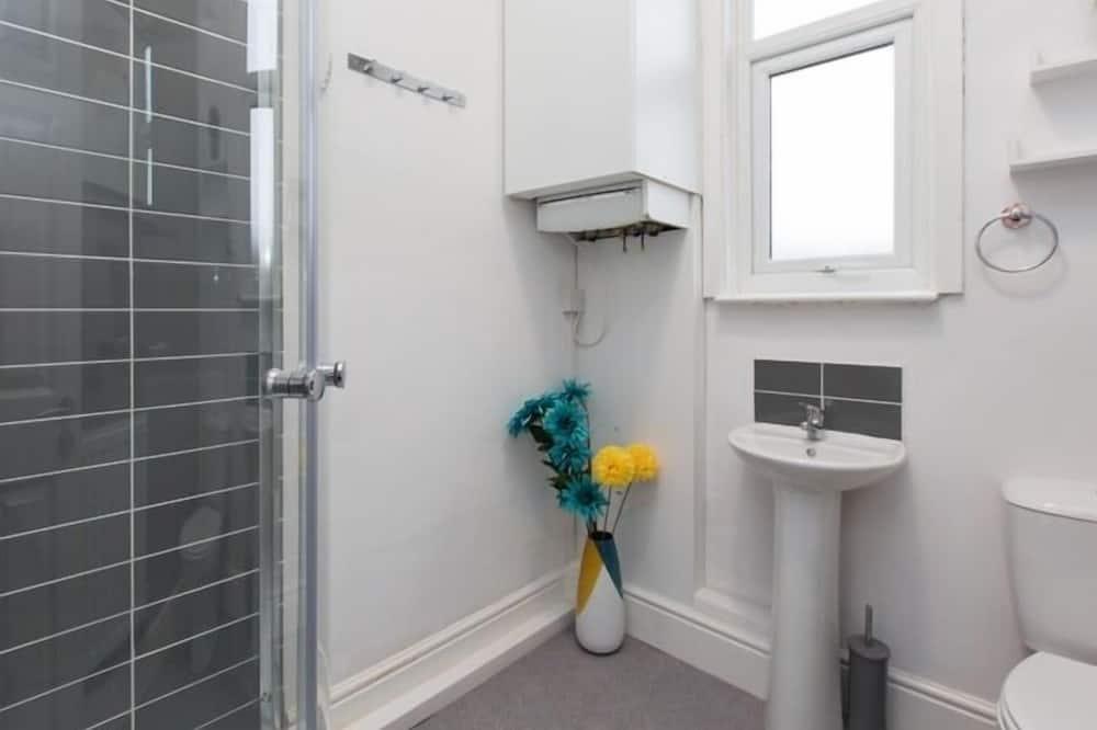 Jednolôžková izba, spoločná kúpeľňa (Room 5) - Kúpeľňa