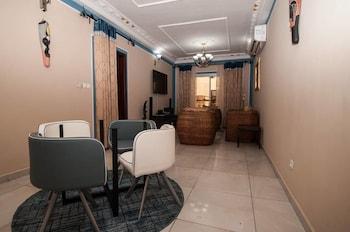 Foto van The Address Denver Residence in Douala