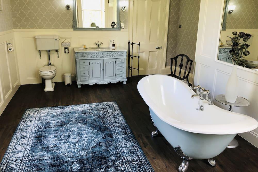 Luxury Σουίτα, Μπάνιο στο δωμάτιο, Θέα στο Ποτάμι - Μπάνιο