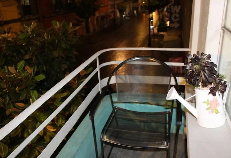 Comodo y Atractivo Departamento Isa 96, Mehiko, Pilsētklases dzīvokļnumurs, vairākas gultas, Balkons