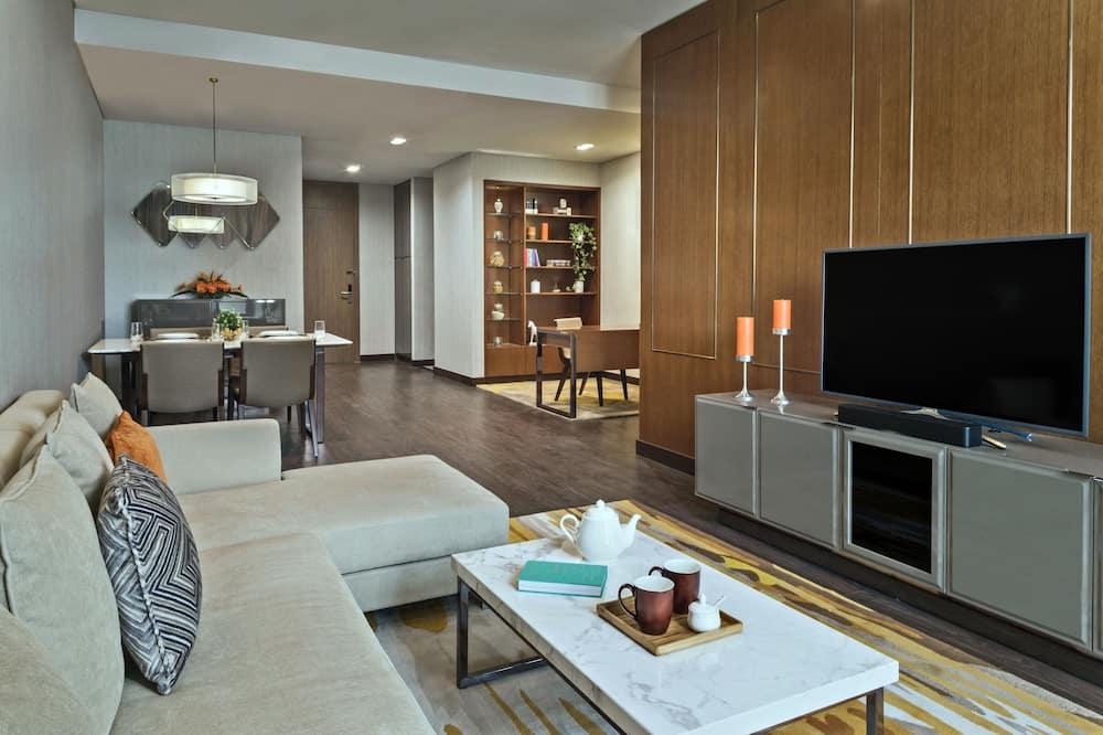 Habitación Grand, 2 habitaciones - Sala de estar