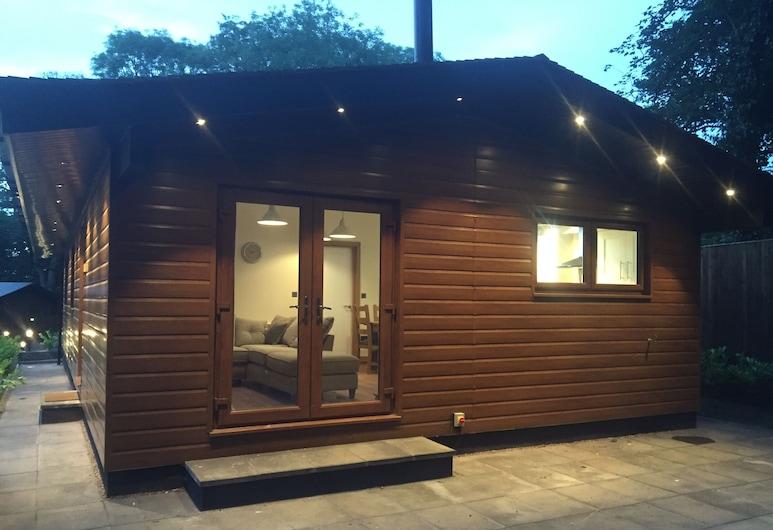 Shellow Lane Lodges, Congleton, Εξωτερικός χώρος