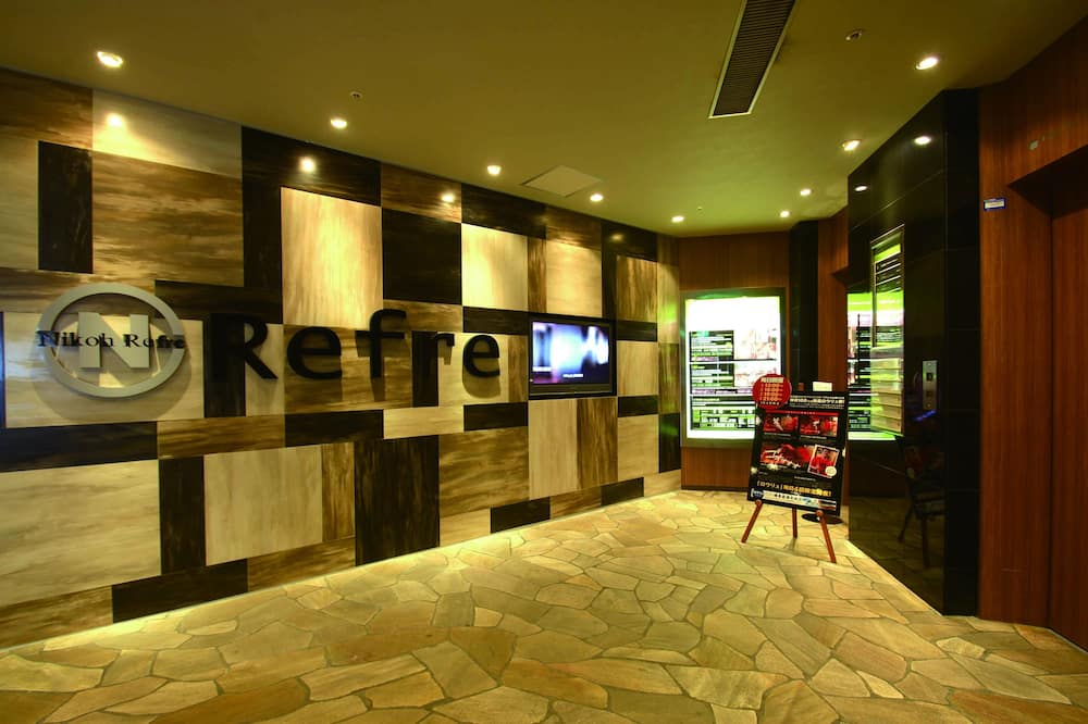 Nikoh Capsule Hotel Refre - Hostel, Caters to Men