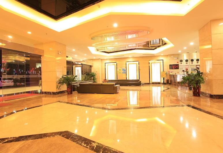 盛匯酒店, 廣州市, 大堂