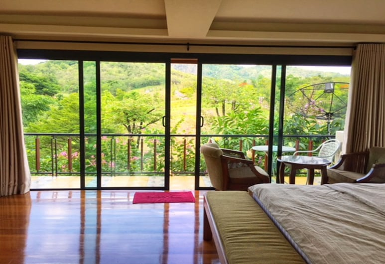 The Organery Retreat, Muak Lek, Standard Room with Mountain View, Guest Room