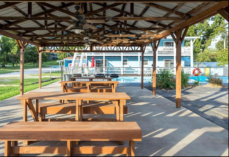 Marina Inn & Event Center, Branson, Grill-/Picknickplatz