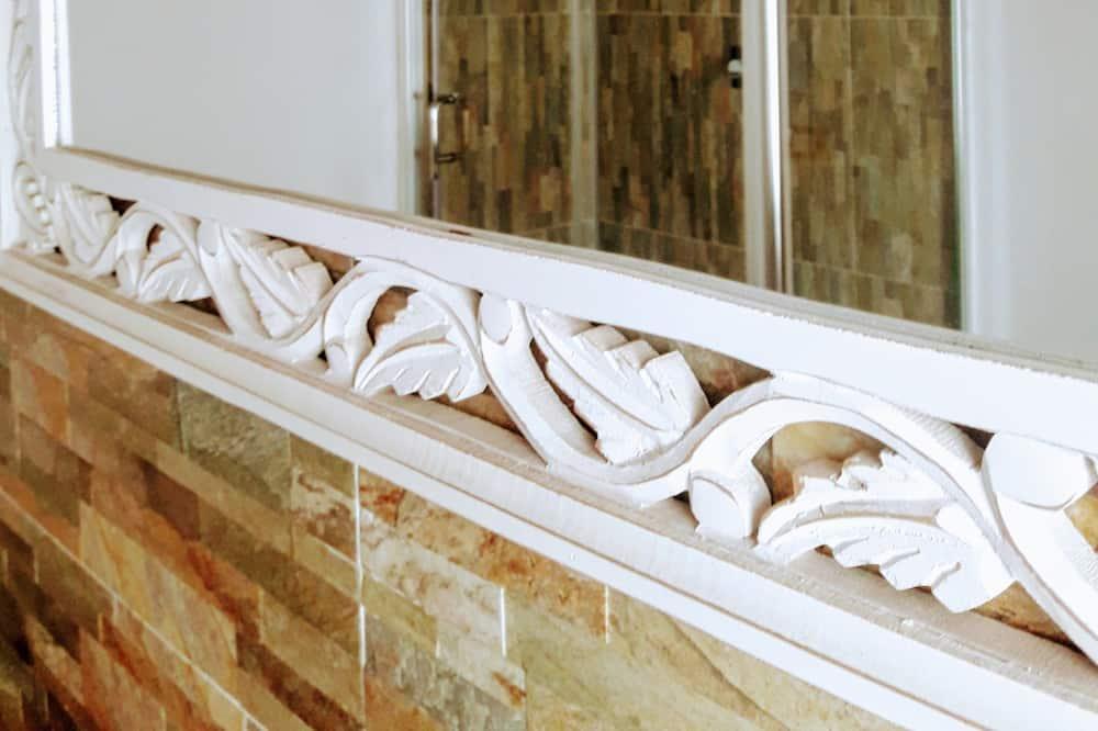 Traditionellt dubbelrum - eget badrum - Gästrum