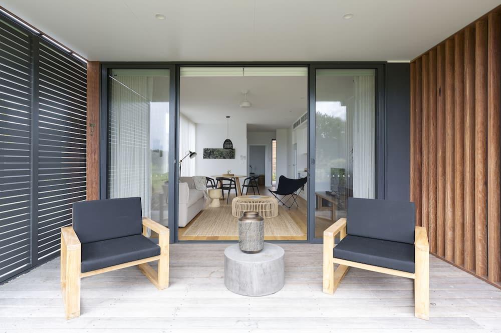 Luxury-Villa, 1 Schlafzimmer, Blick auf den Golfplatz - Balkon