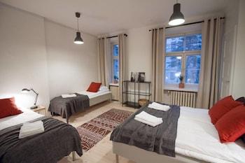 Selline näeb välja 2ndhomes Helsinki Fredrikinkatu Apt, Helsingi