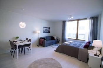 Mynd af 2ndhomes Iso Roobertinkatu Apartment í Helsinki