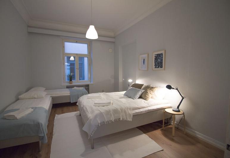 2ndhomes Iso Roobertinkatu Apartment 2, Хельсинки, Номер