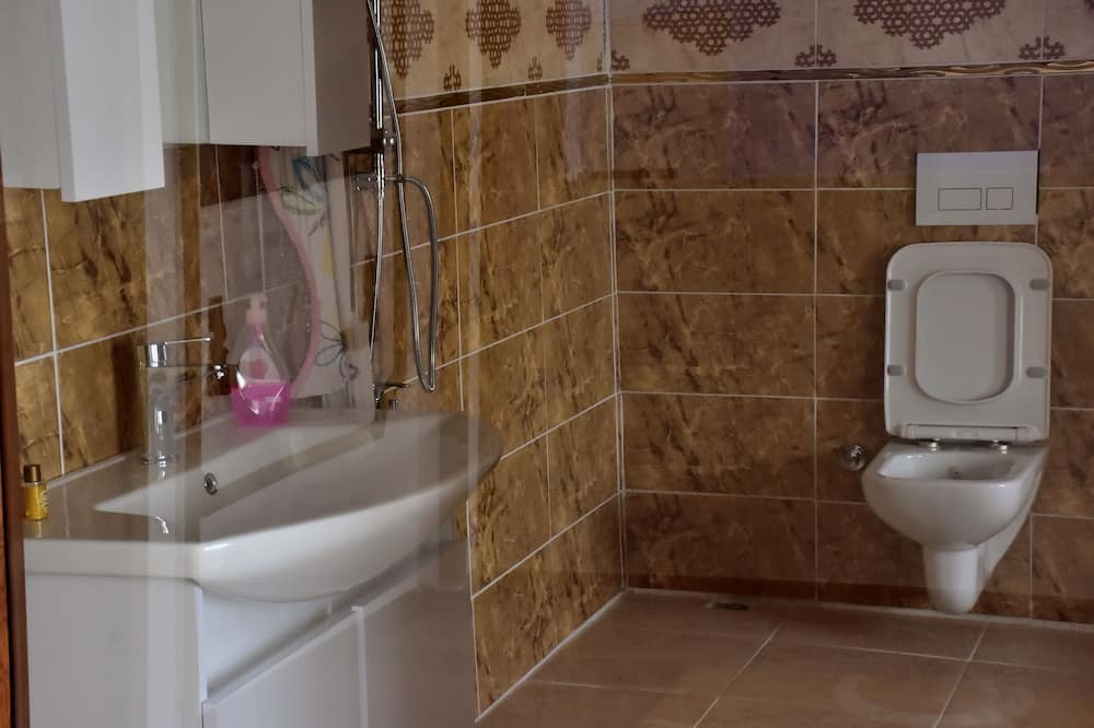 Habitación doble romántica, 1 cama King size - Baño