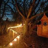 Romantic Cabin, 1 Double Bed, Non Smoking - Bathroom