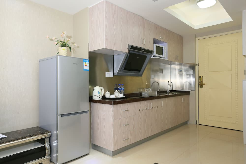 Deluxe Twin Room - Microwave