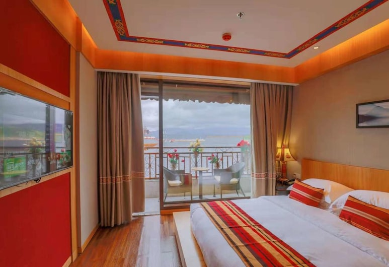 The 5th Meteorite Glory Hotel, Deqin, Superior Double Room, Guest Room