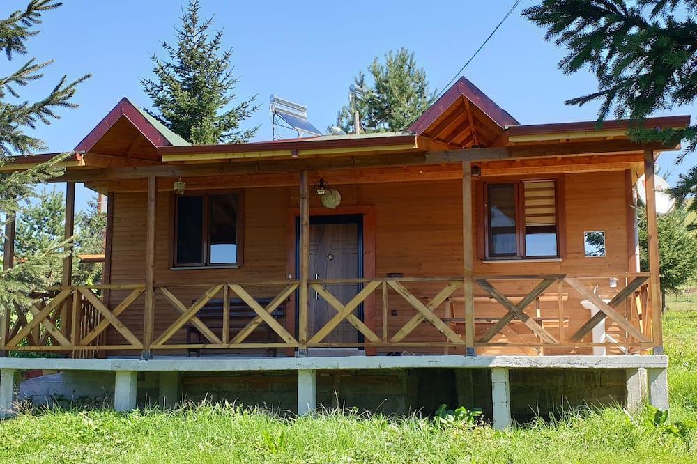 Domek na drzewie - Pokój