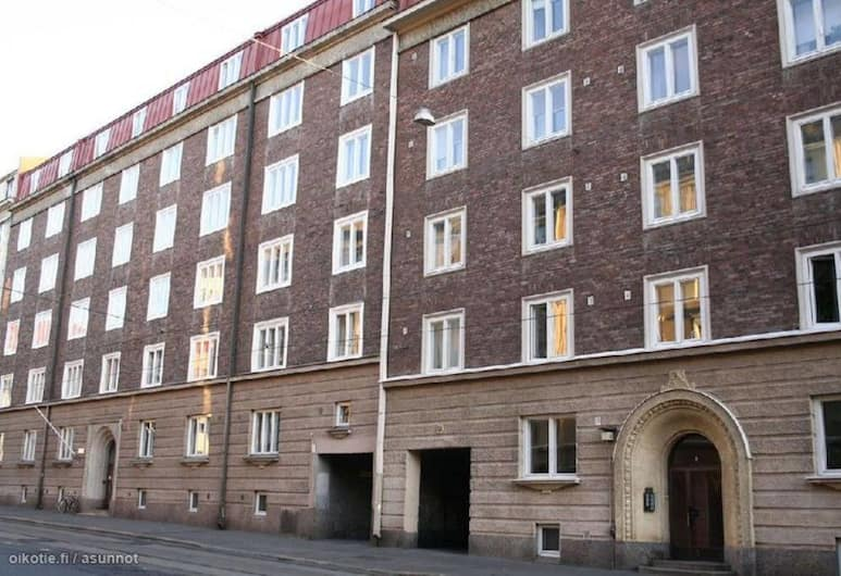 2ndhomes Kamppi Apartments 4, Helsingi, Välisilme