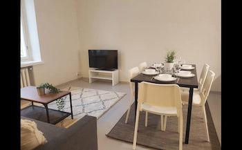 Selline näeb välja 2ndhomes Kamppi Apartments 4, Helsingi
