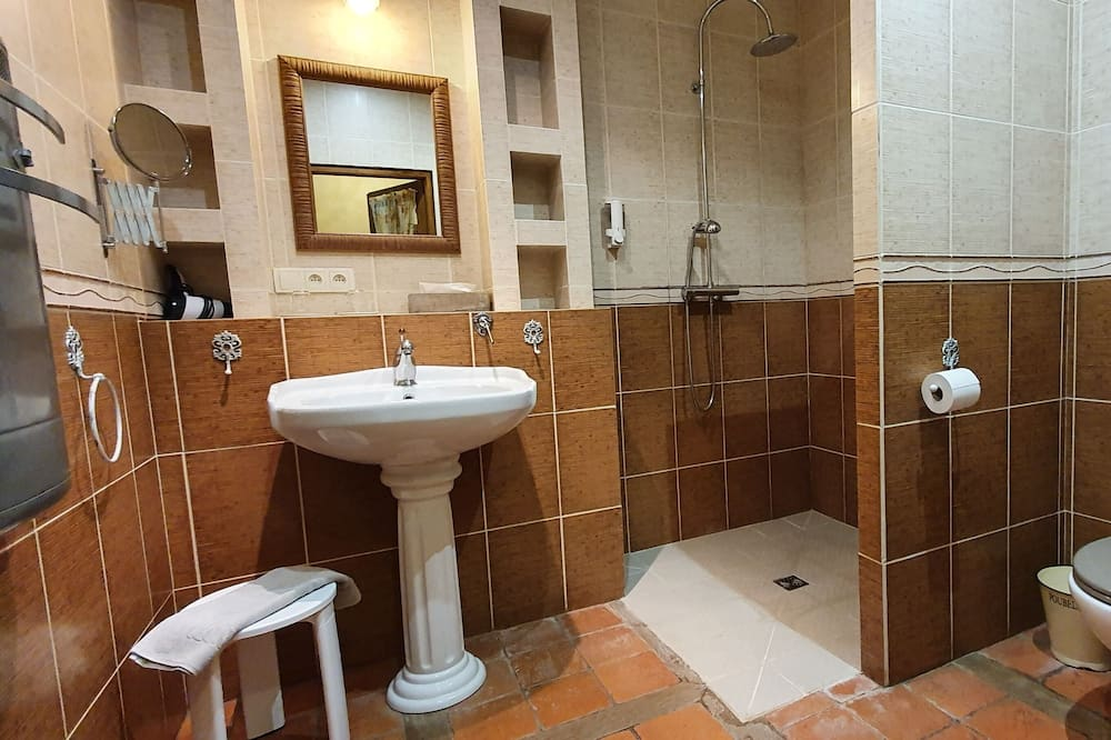 Double Room (Aubepine) - Bathroom