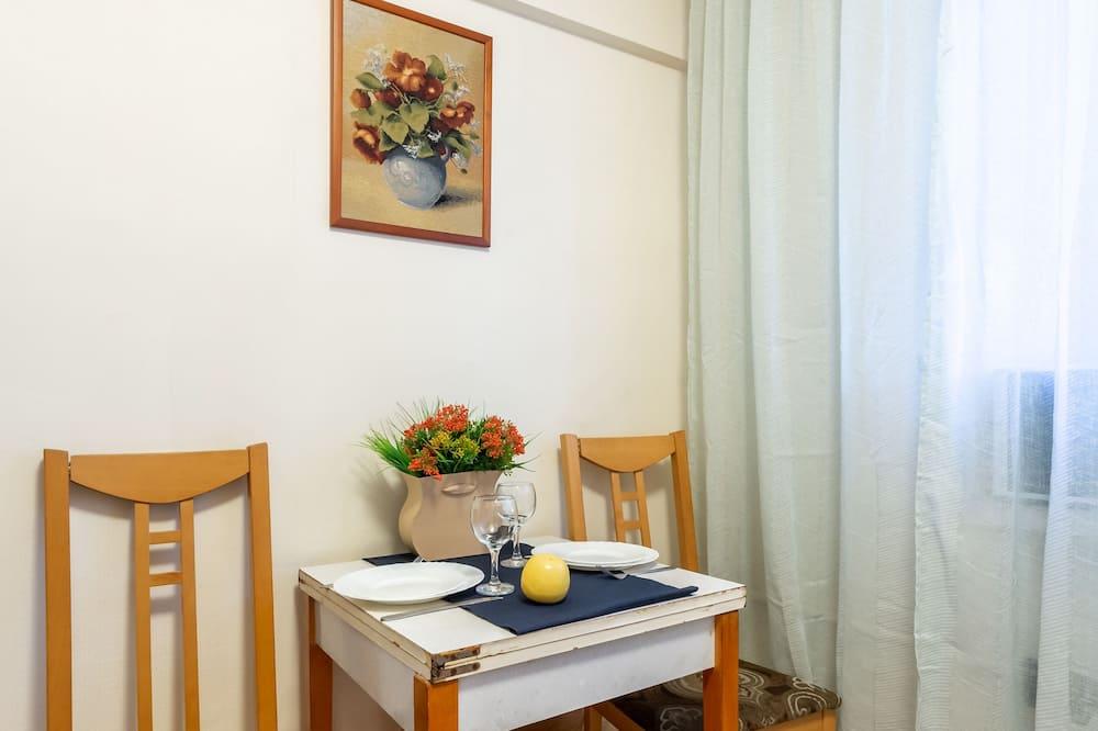 Apartmán, 1 spálňa (Berezkovskaya nab., 10) - Obývacie priestory