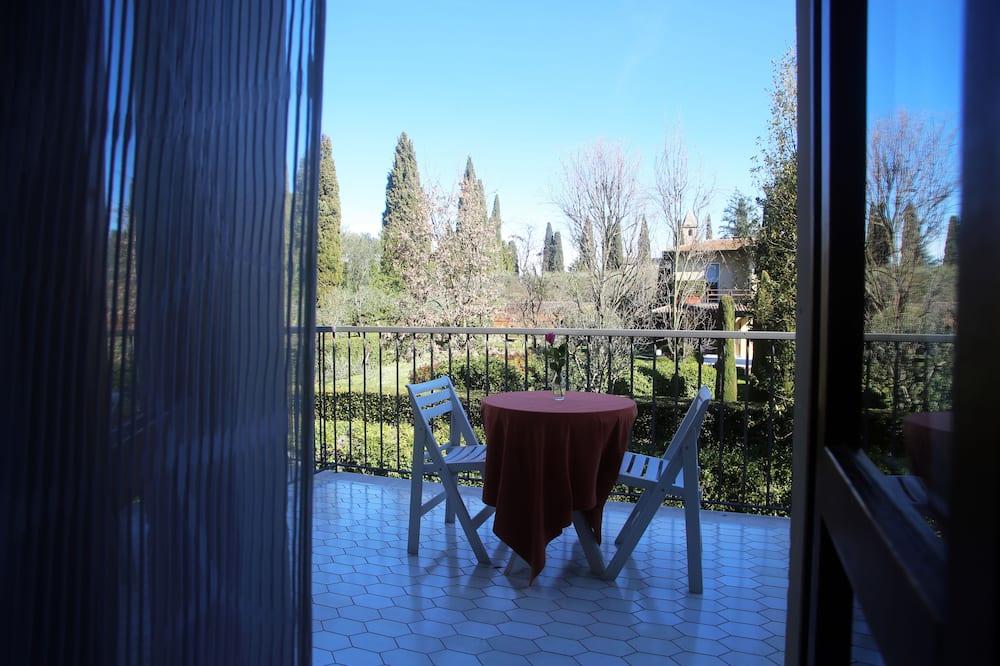 Camera doppia, vista lago - Balcone