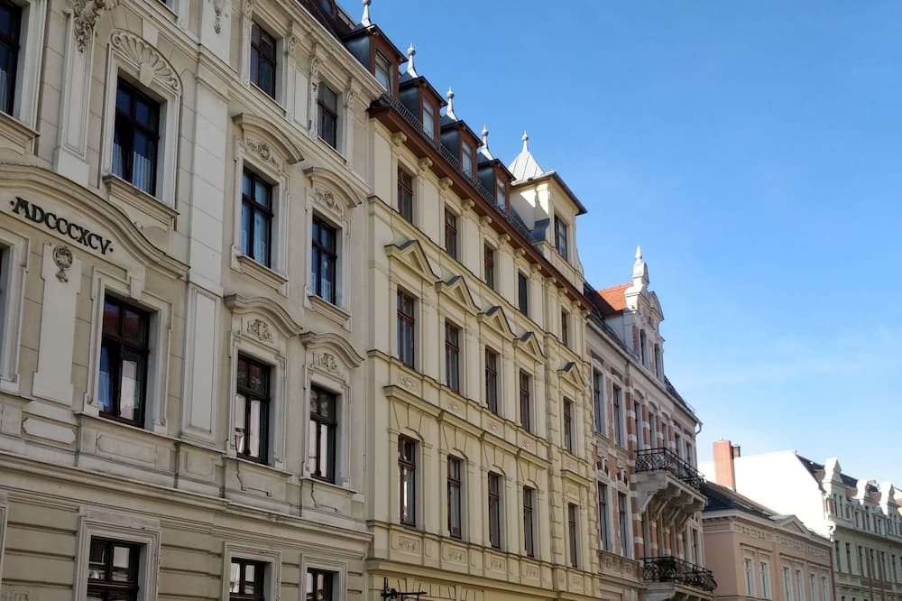 Kooperatīva tūristu mītne, trīs guļamistabas - Skats uz pilsētu