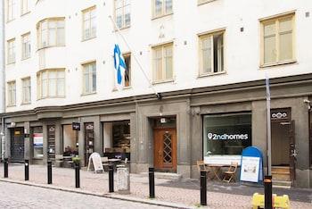 Selline näeb välja 2ndhomes Pietarinkatu Apartment 3, Helsingi