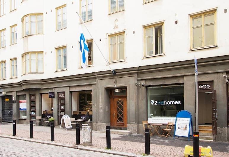 2ndhomes Helsinki Center Penthouse, Helsingi, Vastuvõtuala