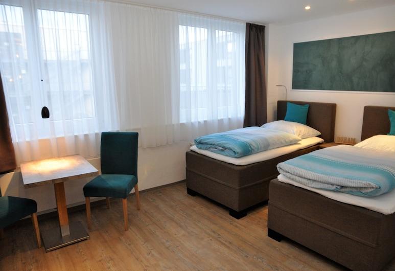 Apartments am Freizeitpark, Kriftel, Comfort Studio, 2 Twin Beds, Room
