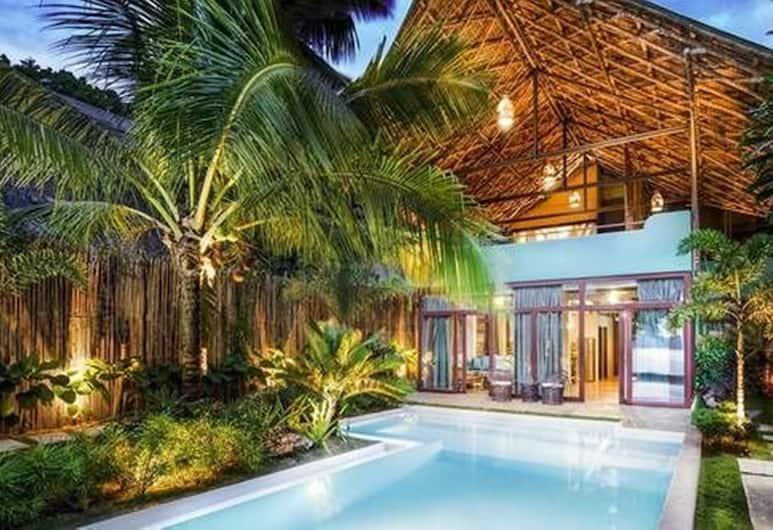 布科海灘渡假村 - 僅供成人入住, El Nido, 頂級別墅, 客房