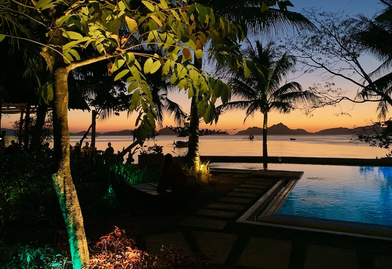 Buko Beach Resort - Adults Only, El Nido, Außenbereich