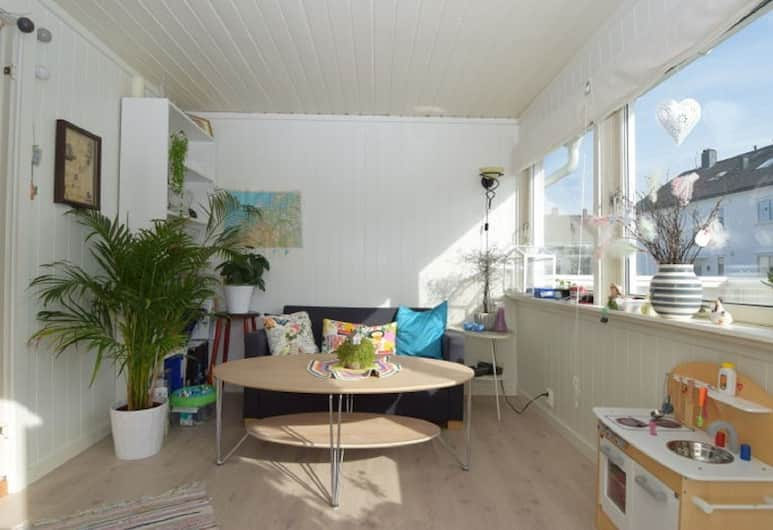 Solferie Holiday Apartment Tors gate, Kristiansand, Hus, 4 soverom, Stue