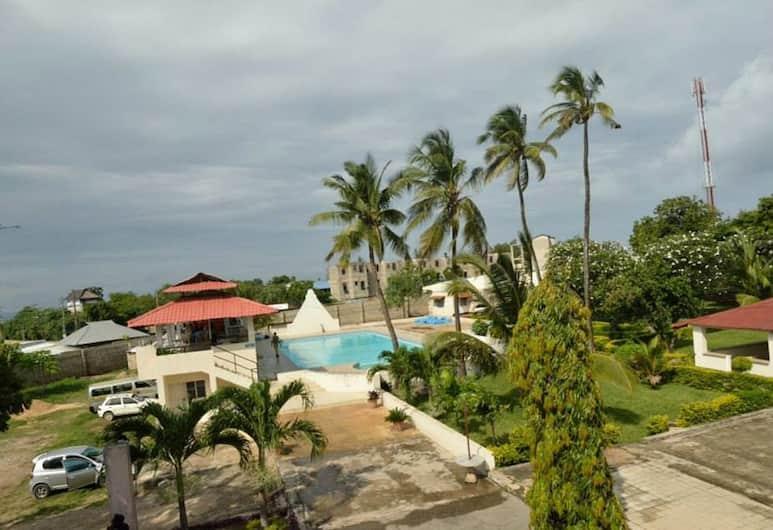 ACK Guest House, Mombasa, Hotelli territoorium