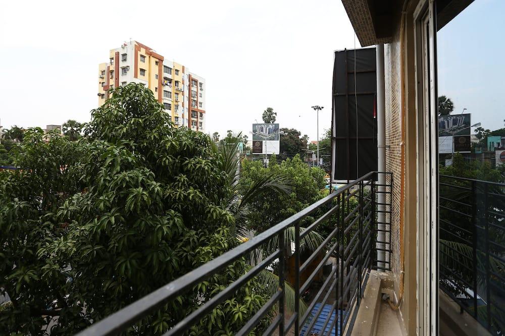 雙人或雙床房 - 陽台