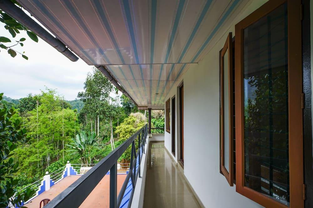 Kamar Double atau Twin - Balkon
