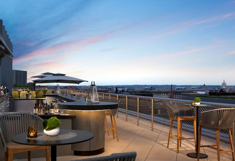 Conrad Washington DC, Washington, Rooftop terrace