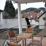 Classic-Apartment - Balkon
