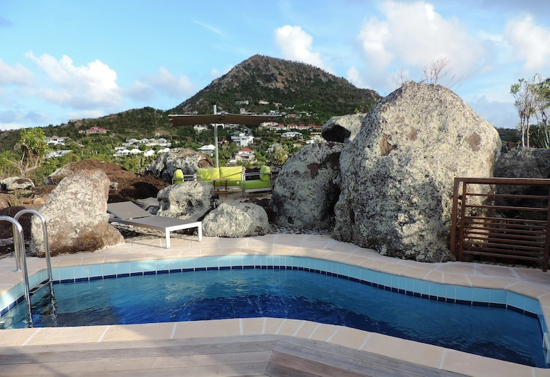 Villa by les ondines, St. Barthelemy, Outdoor Pool