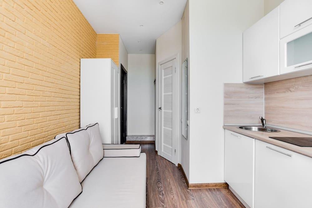 Design Studio, 1 Double Bed - Living Area