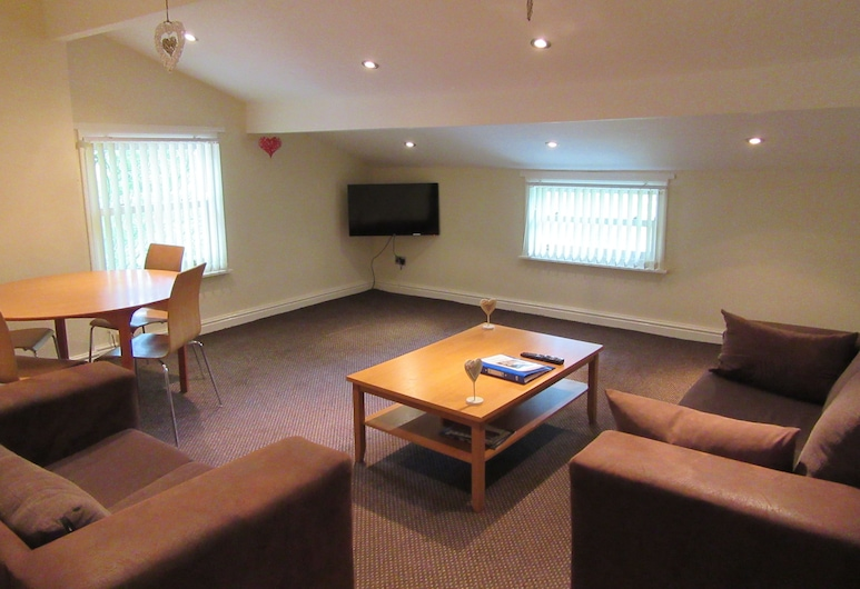 No 8, Liverpool, City Apartment, 2 Bedrooms, Non Smoking, Living Room