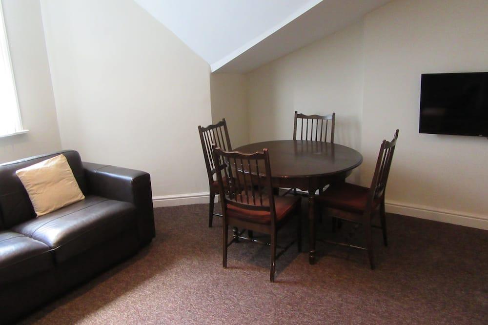Apartament typu City, 1 sypialnia - Wyżywienie w pokoju