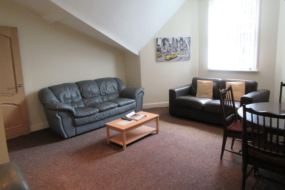 Apartament typu City, 1 sypialnia - Salon