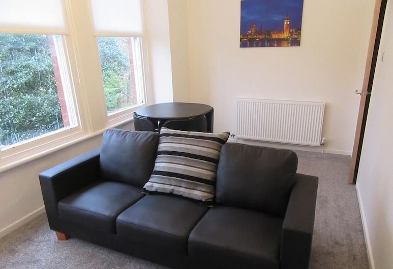 No 6 at Ivanhoe, Liverpool, Departamento urbano, 1 habitación, para no fumadores, Sala de estar