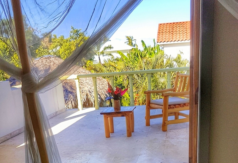 Casa Cayena, Las Galeras, House, 3 Bedrooms, View from room